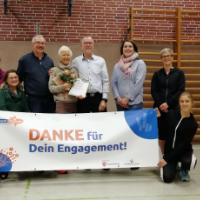 Ehrenamt überrascht Freiwilligenagentur Stade